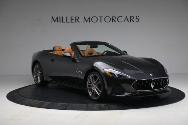 Used 2018 Maserati GranTurismo Sport for sale Sold at Bugatti of Greenwich in Greenwich CT 06830 11