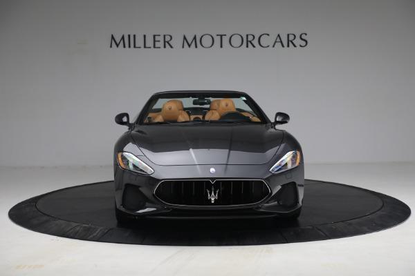 Used 2018 Maserati GranTurismo Sport for sale Sold at Bugatti of Greenwich in Greenwich CT 06830 12