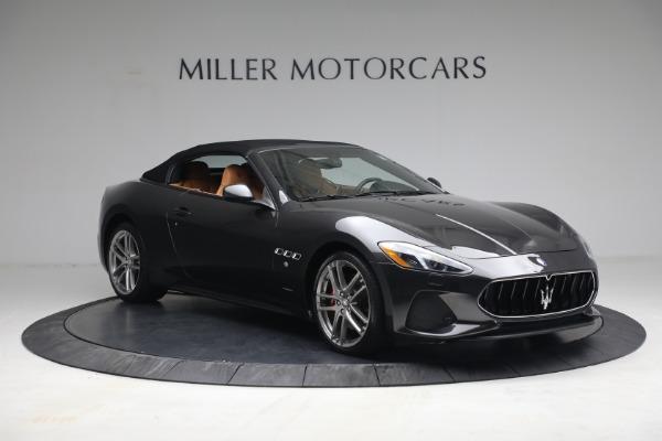 Used 2018 Maserati GranTurismo Sport for sale Sold at Bugatti of Greenwich in Greenwich CT 06830 14