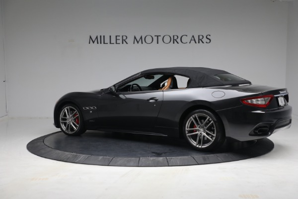 Used 2018 Maserati GranTurismo Sport for sale Sold at Bugatti of Greenwich in Greenwich CT 06830 17