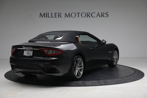 Used 2018 Maserati GranTurismo Sport for sale Sold at Bugatti of Greenwich in Greenwich CT 06830 18