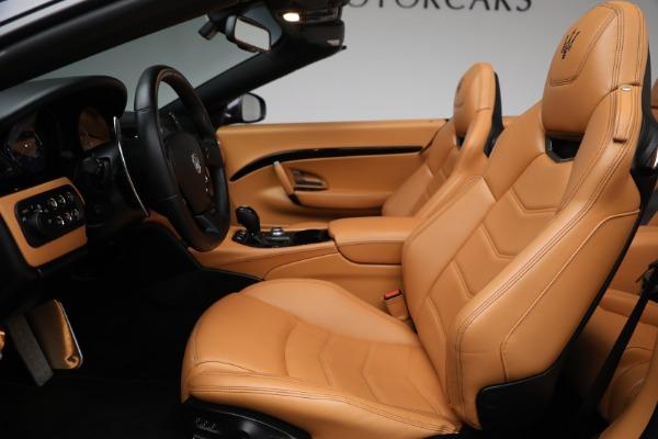 Used 2018 Maserati GranTurismo Sport for sale Sold at Bugatti of Greenwich in Greenwich CT 06830 21