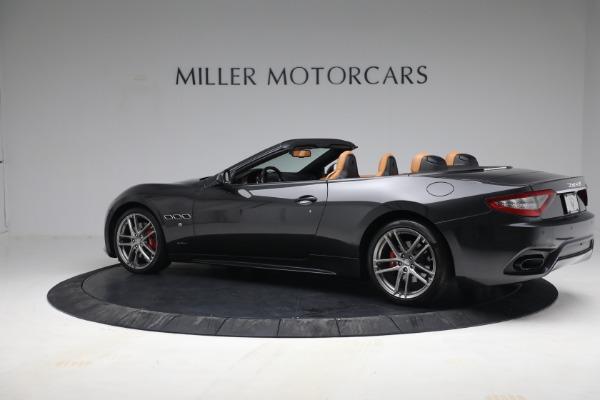 Used 2018 Maserati GranTurismo Sport for sale Sold at Bugatti of Greenwich in Greenwich CT 06830 4