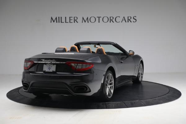 Used 2018 Maserati GranTurismo Sport for sale Sold at Bugatti of Greenwich in Greenwich CT 06830 7