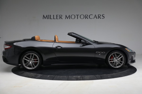Used 2018 Maserati GranTurismo Sport for sale Sold at Bugatti of Greenwich in Greenwich CT 06830 9
