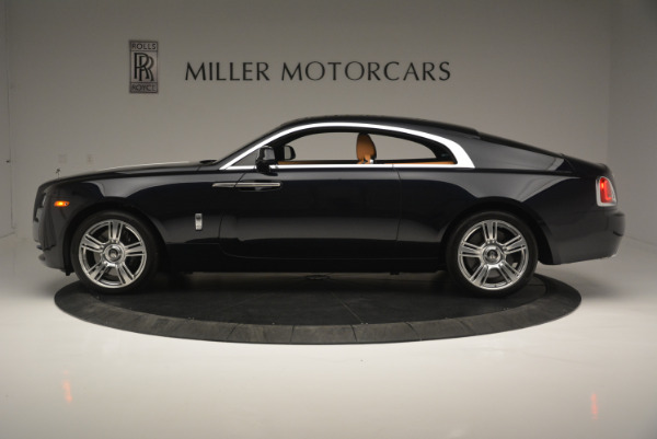 Used 2014 Rolls-Royce Wraith for sale Sold at Bugatti of Greenwich in Greenwich CT 06830 3