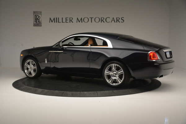 Used 2014 Rolls-Royce Wraith for sale Sold at Bugatti of Greenwich in Greenwich CT 06830 4