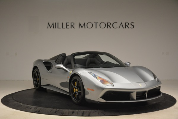 Used 2018 Ferrari 488 Spider for sale $274,900 at Bugatti of Greenwich in Greenwich CT 06830 11