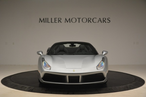 Used 2018 Ferrari 488 Spider for sale $274,900 at Bugatti of Greenwich in Greenwich CT 06830 12
