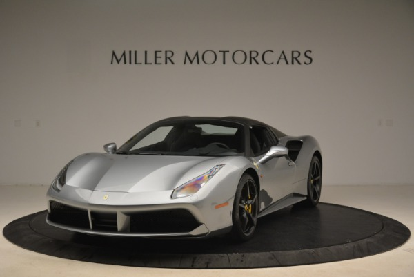 Used 2018 Ferrari 488 Spider for sale $274,900 at Bugatti of Greenwich in Greenwich CT 06830 13