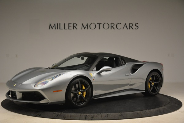 Used 2018 Ferrari 488 Spider for sale $274,900 at Bugatti of Greenwich in Greenwich CT 06830 14