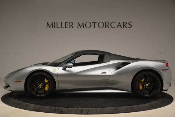 Used 2018 Ferrari 488 Spider for sale $274,900 at Bugatti of Greenwich in Greenwich CT 06830 15