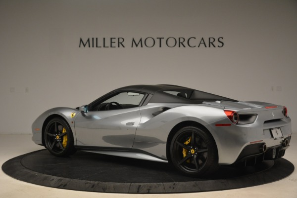 Used 2018 Ferrari 488 Spider for sale $274,900 at Bugatti of Greenwich in Greenwich CT 06830 16