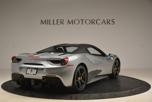 Used 2018 Ferrari 488 Spider for sale $274,900 at Bugatti of Greenwich in Greenwich CT 06830 19