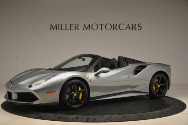 Used 2018 Ferrari 488 Spider for sale $274,900 at Bugatti of Greenwich in Greenwich CT 06830 2