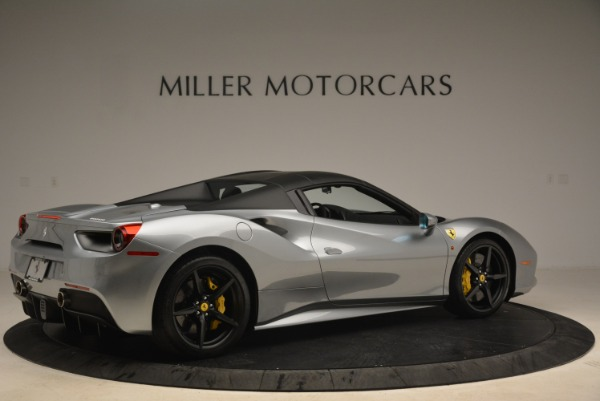 Used 2018 Ferrari 488 Spider for sale $274,900 at Bugatti of Greenwich in Greenwich CT 06830 20