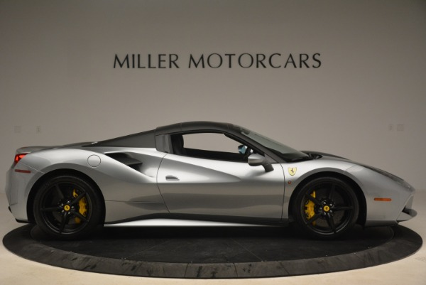 Used 2018 Ferrari 488 Spider for sale $274,900 at Bugatti of Greenwich in Greenwich CT 06830 21