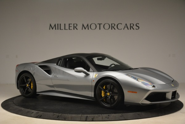 Used 2018 Ferrari 488 Spider for sale $274,900 at Bugatti of Greenwich in Greenwich CT 06830 22