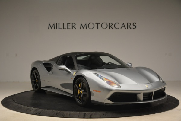 Used 2018 Ferrari 488 Spider for sale $274,900 at Bugatti of Greenwich in Greenwich CT 06830 23