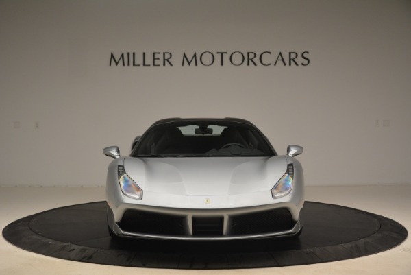Used 2018 Ferrari 488 Spider for sale $274,900 at Bugatti of Greenwich in Greenwich CT 06830 24