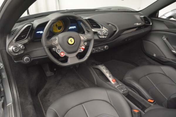 Used 2018 Ferrari 488 Spider for sale $274,900 at Bugatti of Greenwich in Greenwich CT 06830 25