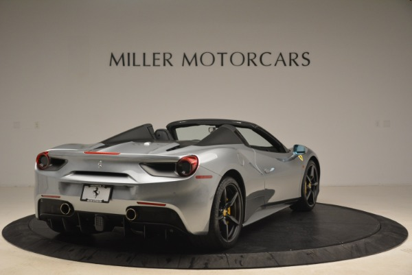 Used 2018 Ferrari 488 Spider for sale $274,900 at Bugatti of Greenwich in Greenwich CT 06830 7