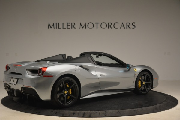 Used 2018 Ferrari 488 Spider for sale $274,900 at Bugatti of Greenwich in Greenwich CT 06830 8
