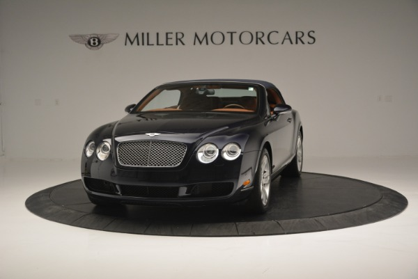 Used 2008 Bentley Continental GTC GT for sale Sold at Bugatti of Greenwich in Greenwich CT 06830 10