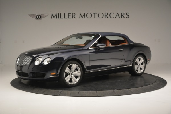 Used 2008 Bentley Continental GTC GT for sale Sold at Bugatti of Greenwich in Greenwich CT 06830 12
