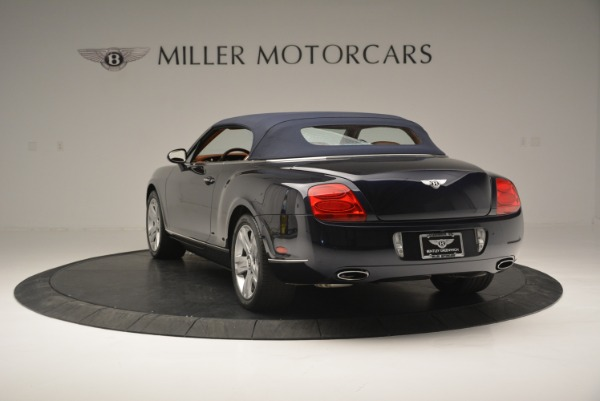 Used 2008 Bentley Continental GTC GT for sale Sold at Bugatti of Greenwich in Greenwich CT 06830 15
