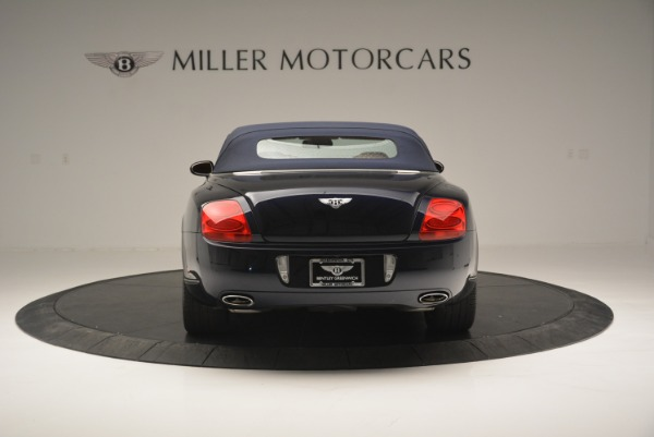 Used 2008 Bentley Continental GTC GT for sale Sold at Bugatti of Greenwich in Greenwich CT 06830 16