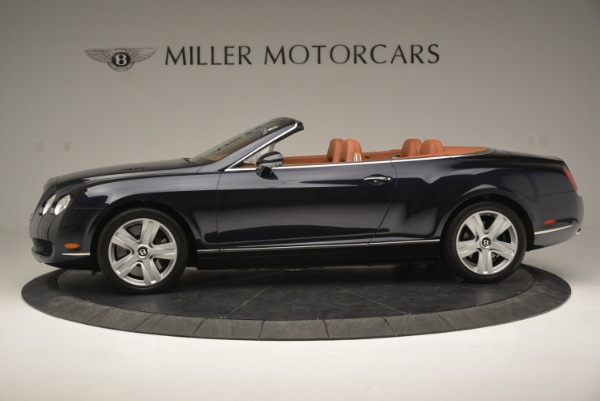 Used 2008 Bentley Continental GTC GT for sale Sold at Bugatti of Greenwich in Greenwich CT 06830 2