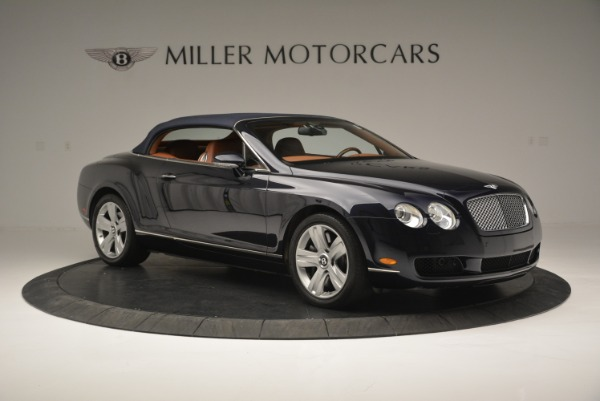 Used 2008 Bentley Continental GTC GT for sale Sold at Bugatti of Greenwich in Greenwich CT 06830 20