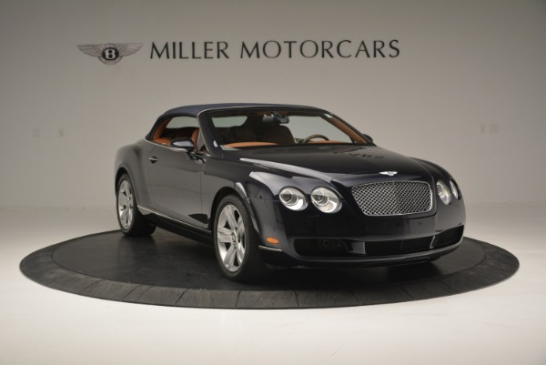 Used 2008 Bentley Continental GTC GT for sale Sold at Bugatti of Greenwich in Greenwich CT 06830 21