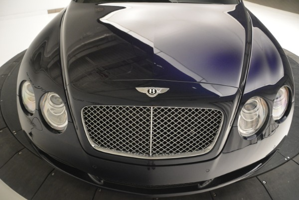 Used 2008 Bentley Continental GTC GT for sale Sold at Bugatti of Greenwich in Greenwich CT 06830 22