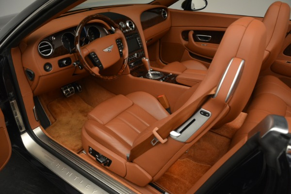 Used 2008 Bentley Continental GTC GT for sale Sold at Bugatti of Greenwich in Greenwich CT 06830 25