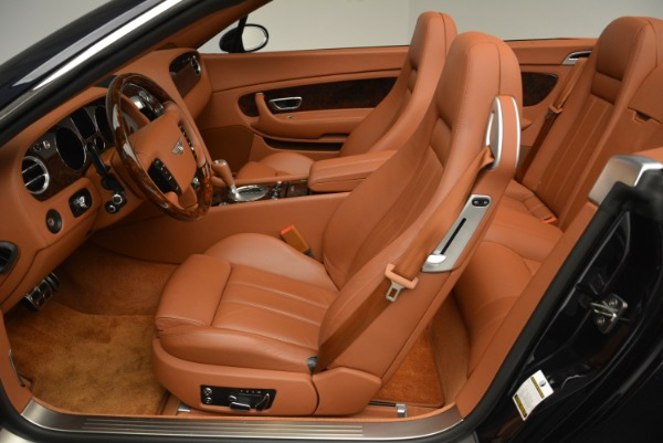 Used 2008 Bentley Continental GTC GT for sale Sold at Bugatti of Greenwich in Greenwich CT 06830 26