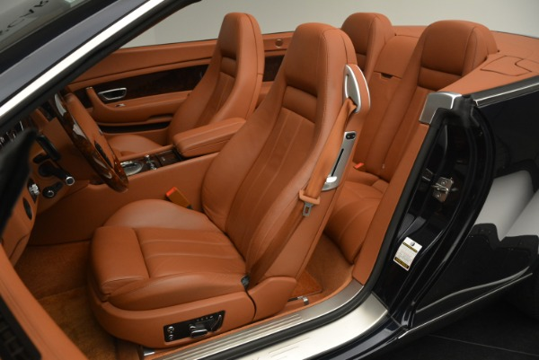 Used 2008 Bentley Continental GTC GT for sale Sold at Bugatti of Greenwich in Greenwich CT 06830 27