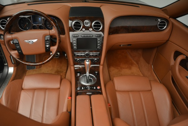 Used 2008 Bentley Continental GTC GT for sale Sold at Bugatti of Greenwich in Greenwich CT 06830 28