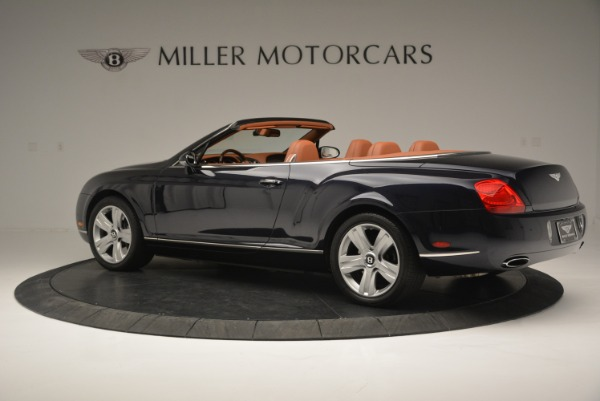 Used 2008 Bentley Continental GTC GT for sale Sold at Bugatti of Greenwich in Greenwich CT 06830 3