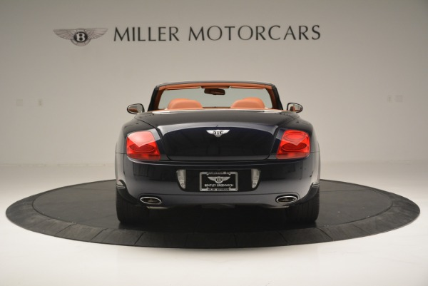 Used 2008 Bentley Continental GTC GT for sale Sold at Bugatti of Greenwich in Greenwich CT 06830 4