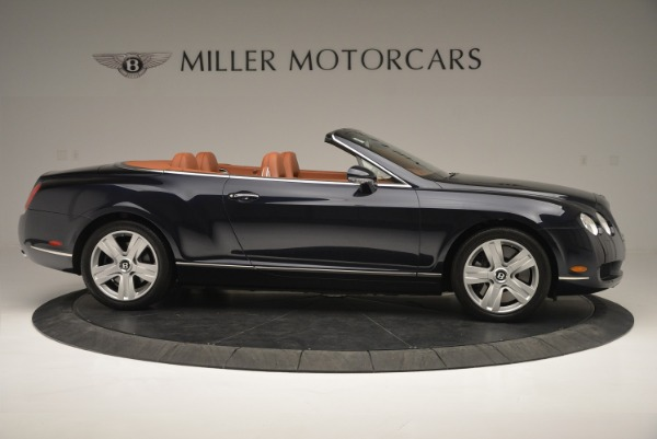Used 2008 Bentley Continental GTC GT for sale Sold at Bugatti of Greenwich in Greenwich CT 06830 6