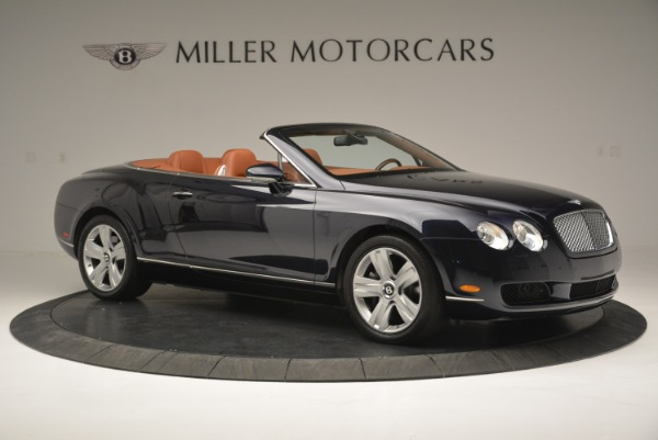 Used 2008 Bentley Continental GTC GT for sale Sold at Bugatti of Greenwich in Greenwich CT 06830 7