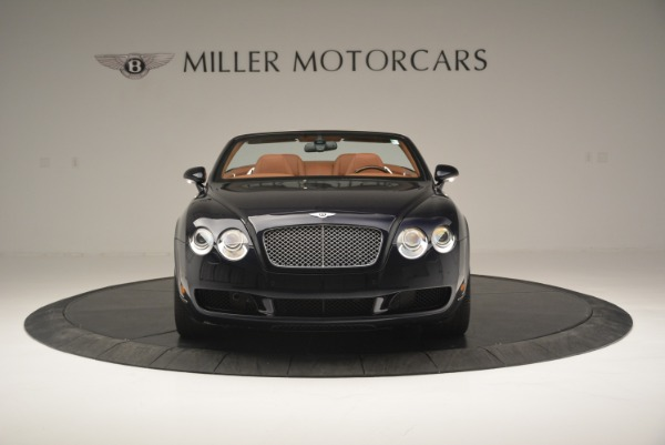 Used 2008 Bentley Continental GTC GT for sale Sold at Bugatti of Greenwich in Greenwich CT 06830 8