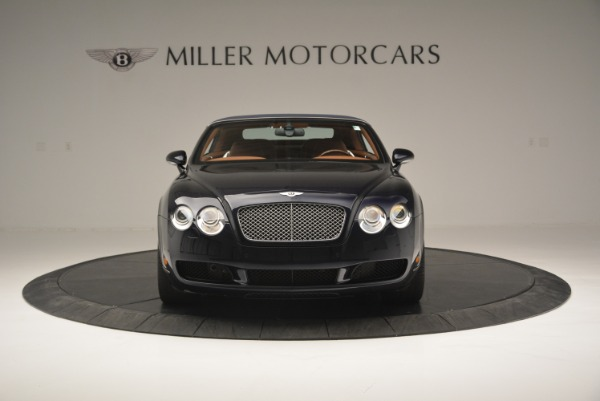 Used 2008 Bentley Continental GTC GT for sale Sold at Bugatti of Greenwich in Greenwich CT 06830 9