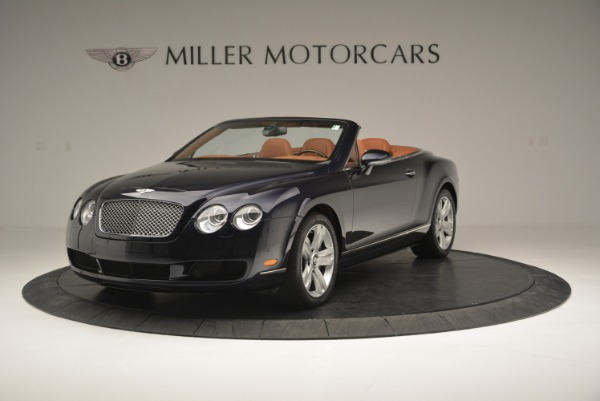 Used 2008 Bentley Continental GTC GT for sale Sold at Bugatti of Greenwich in Greenwich CT 06830 1