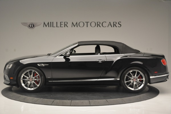Used 2016 Bentley Continental GT V8 S for sale Sold at Bugatti of Greenwich in Greenwich CT 06830 15