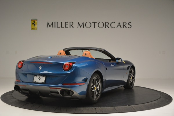 Used 2017 Ferrari California T Handling Speciale for sale Sold at Bugatti of Greenwich in Greenwich CT 06830 7