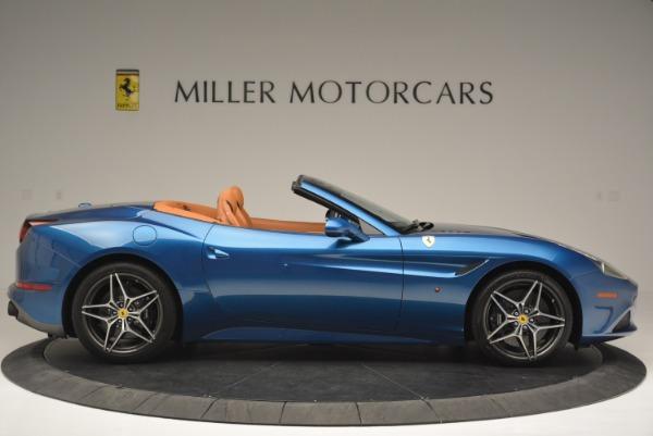 Used 2017 Ferrari California T Handling Speciale for sale Sold at Bugatti of Greenwich in Greenwich CT 06830 9