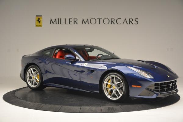 Used 2016 Ferrari F12 Berlinetta for sale Sold at Bugatti of Greenwich in Greenwich CT 06830 10